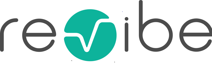 revibe technologies logo colored
