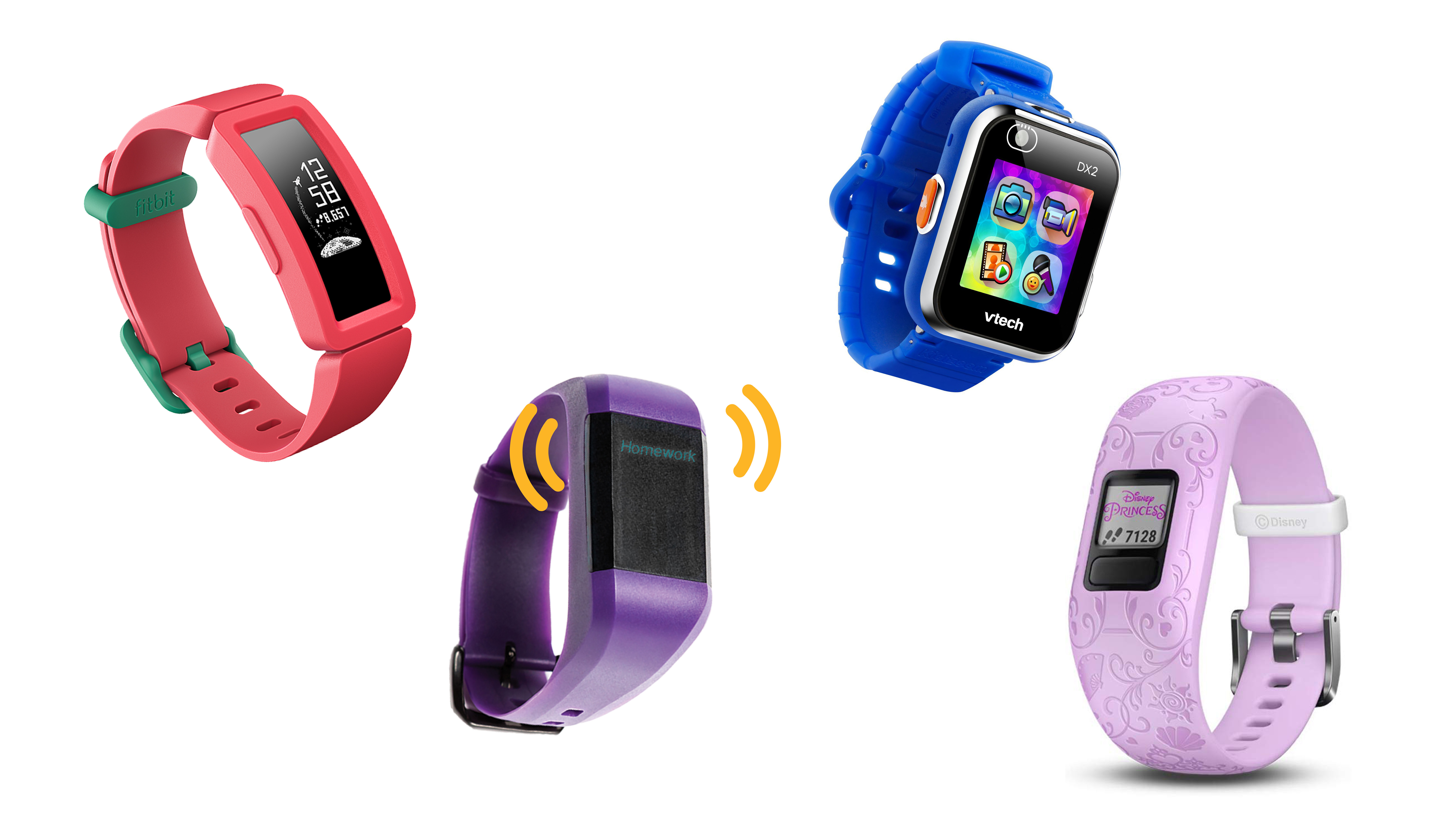 Blog Feat Img - Fitness Trackers for Kids